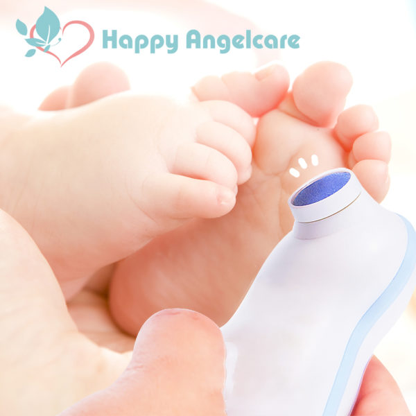 ED002 Battery Operated Baby Nail Trimmer – Happy Angelcare