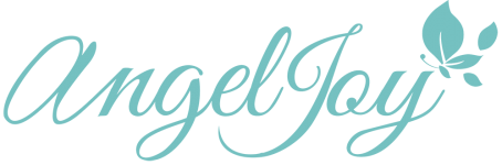 Angel Joy logo 英文